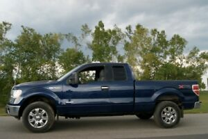 2012 Ford F-150 SuperCrew Ecoboost Pickup Truck