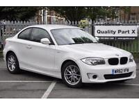 2012 BMW 1 Series 2.0 118d ES 2dr