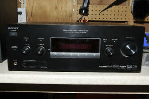 Sony STR-DG820 Home Theater Receiver