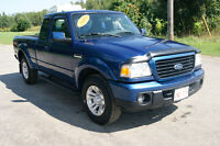 2009 Ford Ranger EXT CAB 4X4 AUTO Pickup Truck