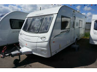 2010 COACHMAN PASTICHE 560 4 BERTH CARAVAN - FIXED BED - FULL SPEC - LOVELY!!
