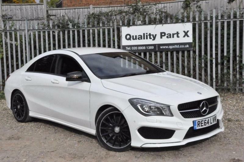2014 mercedes benz cla class 2 1 cla220 cdi amg sport 7g. Black Bedroom Furniture Sets. Home Design Ideas