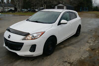 2012 Mazda Mazda3 Sport like new ready to go  Hatchback