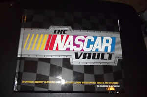 The NASCAR Vault Book - NEW - $20.00