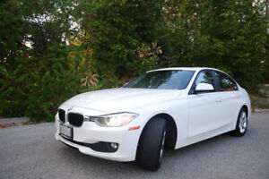 2012 BMW 3-Series 320i Sedan| Leather | Sunroof | No Accident