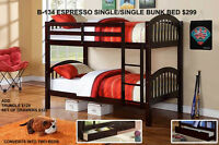 SINGLE OVER SINGLE BUNK BEDS GREAT STYLES AN PRICES AT MIKES