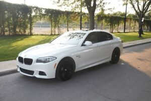 2012 BMW 535 M Sport Package