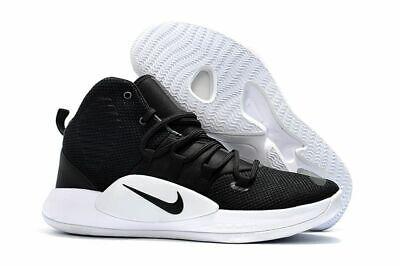 f9427e84a6e4 Nike Hyperdunk X Black White Size 8.5 New