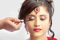 Threading waxing facials eyebrows makeup hairstyles for ladies