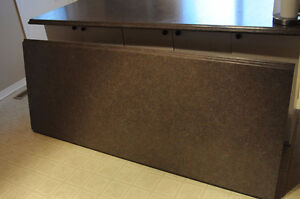 Brown Island Countertop- Like New
