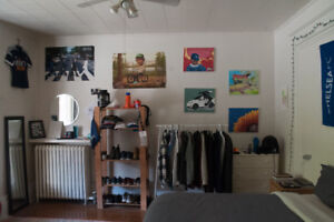 Sublet Available Jan 1st - April 30th, 2019