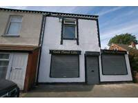 Shop to let, flexible landlord.
