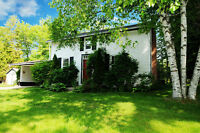 Century Home Built in 1890 Situated on .79 Acres!