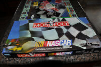 Nascar Monopoly game - collector's edition 1997 (used once)
