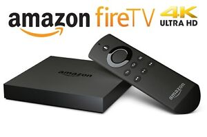 New Amazon Fire TV 4k Fully loaded with Kodi16  Scarborough