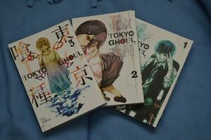 Tokyo Ghoul Books