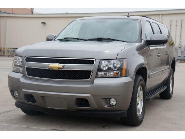 Imagen 1 de Chevrolet Suburban gray