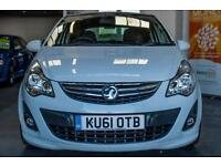 2011 VAUXHALL CORSA 1.2 LIMITED EDITION 3DR FULL SERVICE HISTORY! BEST COLOUR!