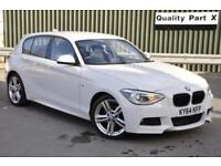 2014 BMW 1 Series 1.6 116i M Sport Sports Hatch 5dr