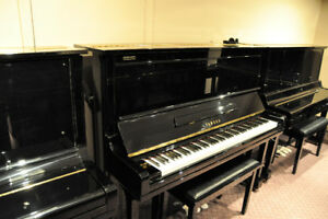 Yamaha U3 silent piano, U300S, for sale