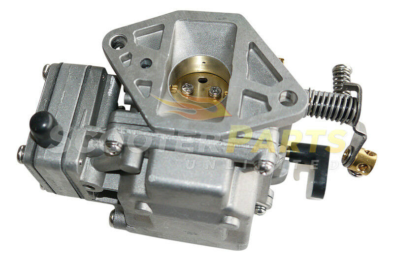 Carburetor For 2 Stroke Yamaha Outboard Boat 9.9HP 15HP E15DMH-S 6B4-14301-00-00