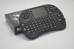NEW Mini Wireless Keyboard Touchpad For IPTV, Android TV, MAC