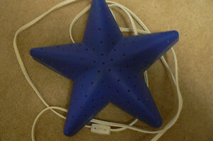 Ikea Star Wall Lamp - Children's Bedroom Light