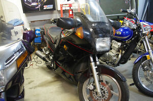 REDUCED - FIRST $900 OWNS IT FIRM!! 93 Kawasaki Concours