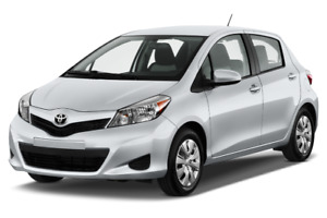 Wanted: 2012-2014 Toyota Yaris
