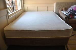 Double size Base & mattress Carlton Melbourne City Preview
