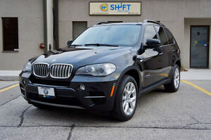 2013 BMW X5 xDrive35d TECH, COMFORT, PREMIUM, NO ACCIDENTS