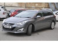 2012 Hyundai i40 1.7 CRDi Premium 5dr