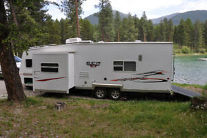 timberland trailer rpm TOYHAULER!!! Reduced!