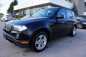 2008 BMW X3 3.0i SUV, Crossover|Panoramic roof