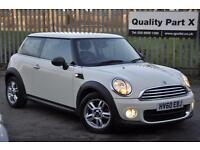 2010 MINI Hatch 1.6 One D 3dr