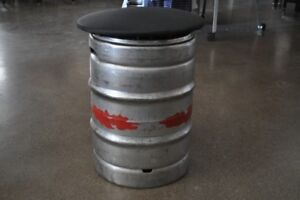 Keg Swivel Stool