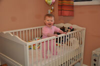 2 Cribs/Toddler Beds