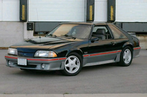 1987 Ford Mustang GT TTop