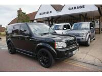 Land Rover Discovery 4 SDV6 HSE Luxury Spec DIESEL AUTOMATIC 2012/12