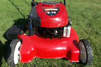 QUALITY RECONDITIONED LAWNMOWER