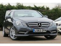 MERCEDES E CLASS 2.1 E250 CDI BLUEEFFICIENCY S/S SPORT 204 BHP 2012 62 COUPE