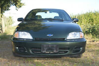 2001 Chevrolet Cavalier Sedan