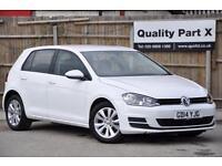 2014 Volkswagen Golf 1.4 TSI SE DSG 5dr (start/stop)