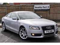 2011 Audi A5 1.8 TFSI S Line Special Edition Multitronic 2dr