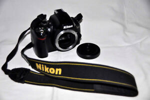 Nikon D40 - Complete Package; All You Need
