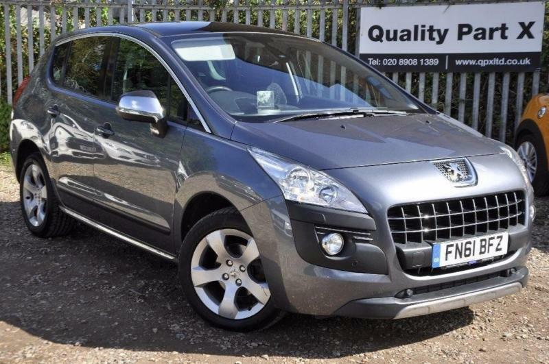 2011 peugeot 3008 1 6 e hdi fap exclusive suv egc 5dr in harrow london gumtree. Black Bedroom Furniture Sets. Home Design Ideas