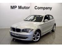 2009 58 BMW 1 SERIES 2.0 118D EDITION ES 3D 141 BHP DIESEL 6SP S/S SPORTS HATCH,