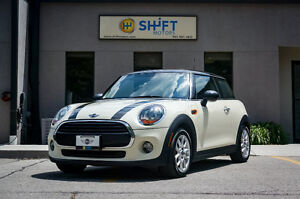 2016 MINI COOPER BLUETOOTH, PANORAMIC ROOF, HEATED SEATS