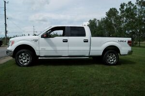 2011 Ford F-150 ecoboost Pickup Truck crew cab
