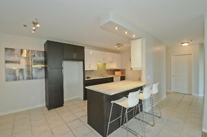 Newly renovated condo on the St-Laurent with pool, gym & garage!